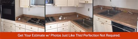 Kitchen Countertop Cost Estimator by Countertop Price Cost Estimates Md Va Dc Baltimore