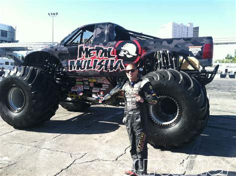 monster jam truck specs brian deegan reveals 2012 metal mulisha monster truck