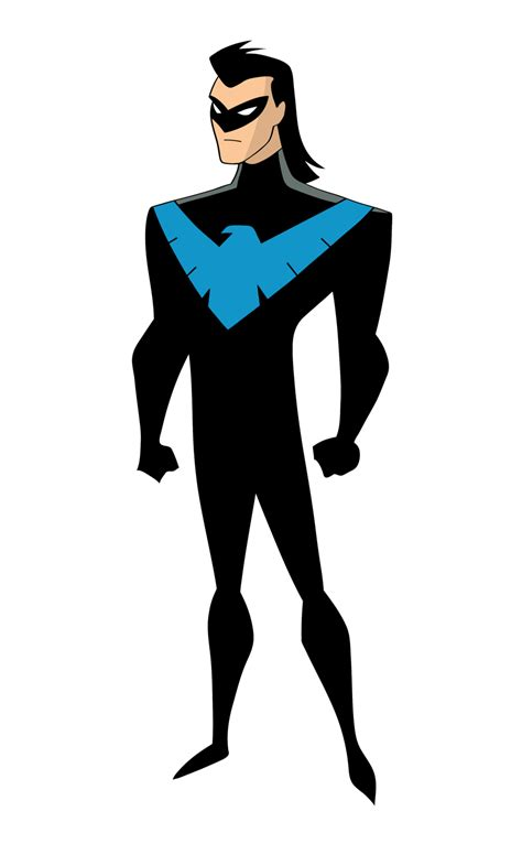nightwing by dawidarte on deviantart
