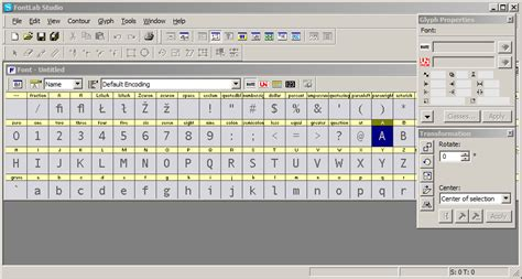 opentype layout features fontlab pstudio v5 0 4 full serial