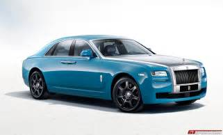 Rolls Royce Ghosy Official 2013 Rolls Royce Ghost Alpine Trial Centenary
