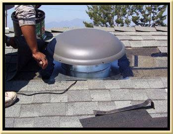 bathroom fan installation contractor orange county solar fan roof ventilation installation