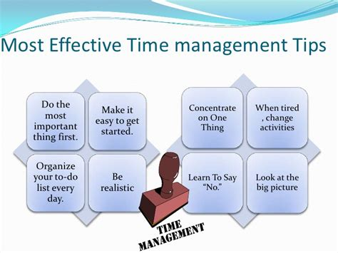 Top 10 Time Management Tips For Every Day by Time Management Slide Show