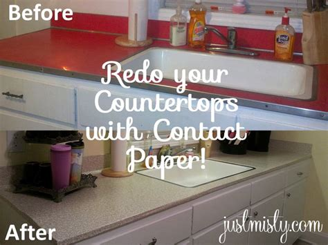 17 best ideas about contact paper countertop on