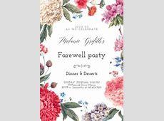 Garden glory - Free Retirement & Farewell Party Invitation ... Free Clip Art Christmas Theme