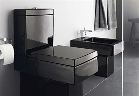 Stand Wc by Vero Black Stand Wc Duravit Stylepark
