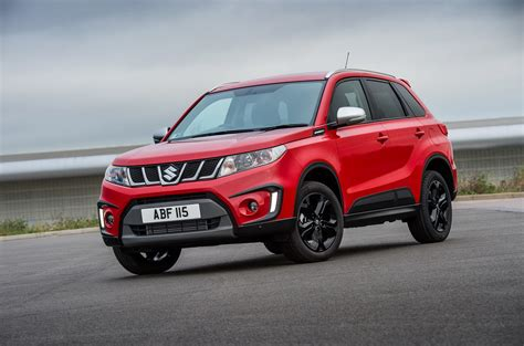 new and new suzuki vitara s debuts with turbo boosterjet 140ps