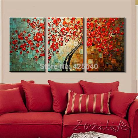 wall paintings for living room aliexpress com buy oil painting on canvas wall paintings