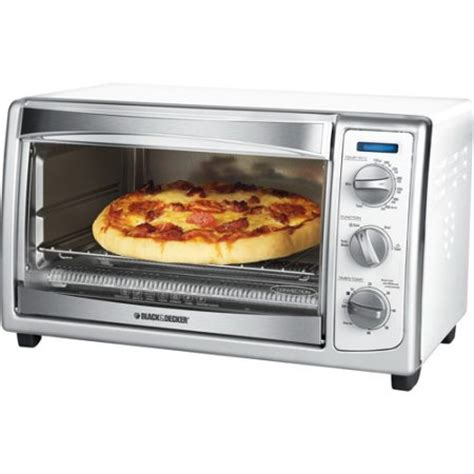 Recipes For Toaster Convection Oven Black Amp Decker Convection Toaster Oven Walmart Com