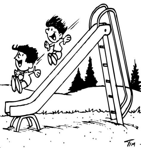 kemudahan awam pin playground slide clipart free clip art on pinterest