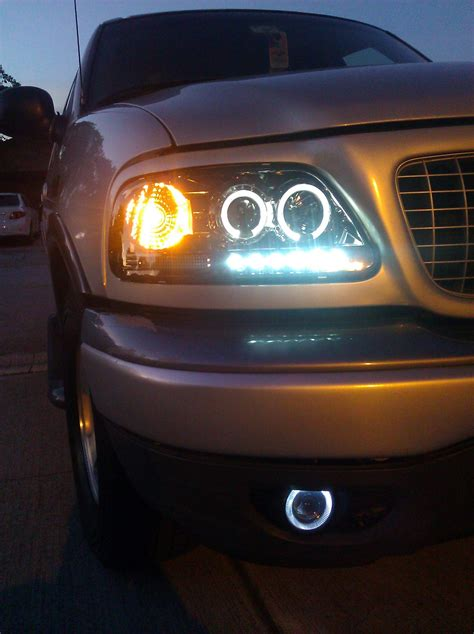 halo led lights for trucks halo lights for trucks headlights with color halo