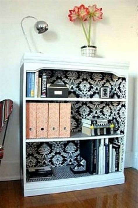 Wallpaper Furniture by 27 Cool Diy Furniture Makeovers With Wallpaper Amazing