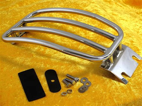 Valkyrie Luggage Rack by Chrome Seat Luggage Rack Valkyrie Part S