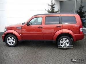 2010 dodge nitro sxt 2 8 crd 4x4 5 car photo and specs