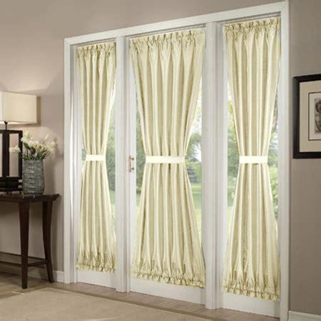 curtains for french door french door curtains enhancing plain doors