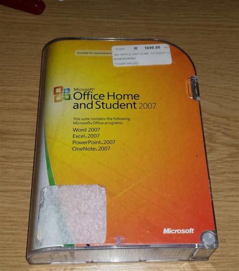 Cd Microsoft Office 2007 Original microsoft office home and student 2007 activation 4 you logserogon