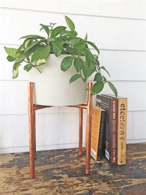 Planter Stands Indoors by Best 25 Modern Plant Stand Ideas On Plant