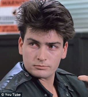 charlie sheen reprises ferris bueller s day off character