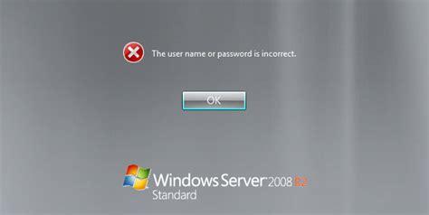 windows 2008 r2 password reset iso resetting administrator password in windows 2008 kieran lane