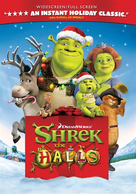 xmas decorating games watch full movies online shrek the halls tv show news videos full episodes and