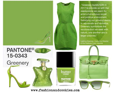 2017 color of the year fashion pantone color of the year 2017 wearing greenery