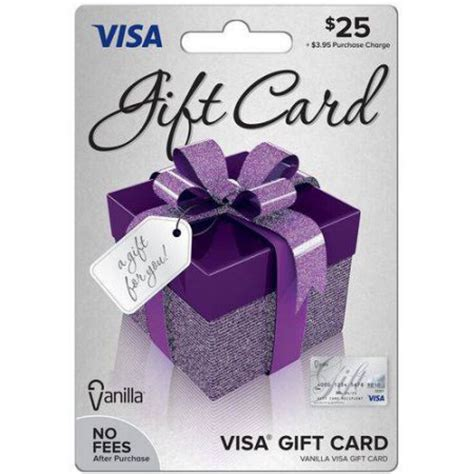 What Is A Visa Gift Card - visa 25 gift card walmart com