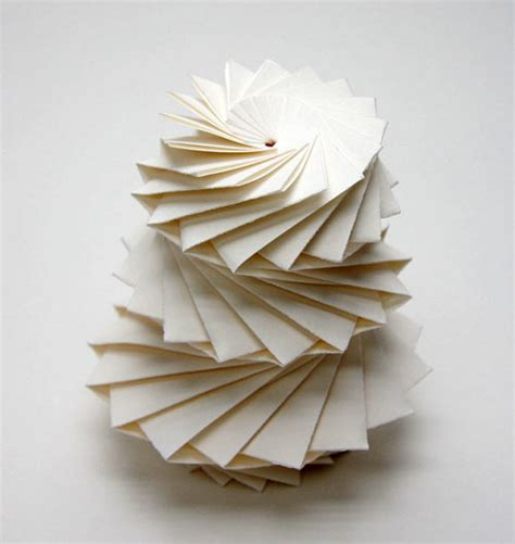 3d Origami Sculptures - 3d origami by jun mitani 3d origami origami and ph