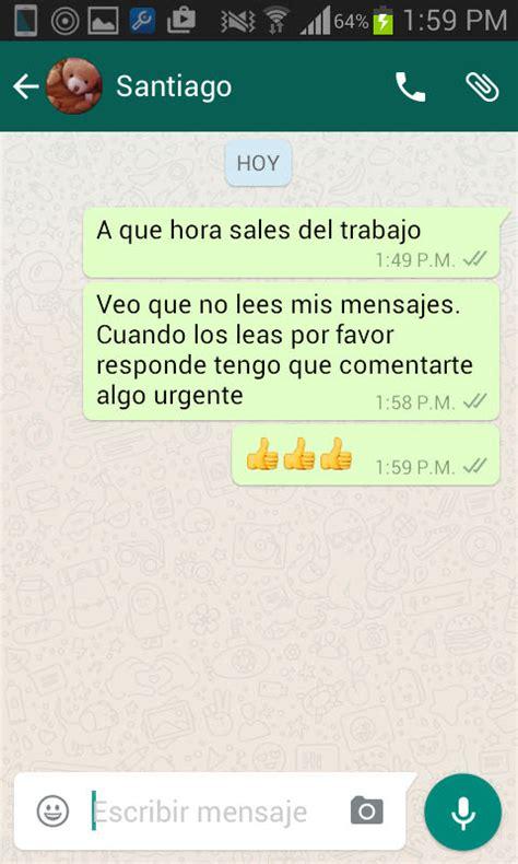 imagenes whatsapp jefe ver mensajes de whatsapp sin ser visto android jefe