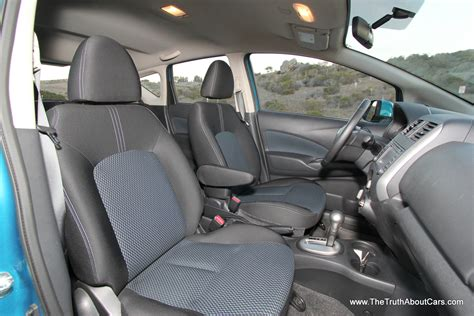 nissan note interior review 2014 nissan versa note with video the truth