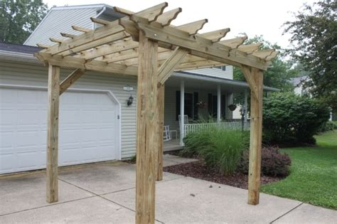 how to build a freestanding pergola how to build a freestanding pergola on a deck pergola gazebo ideas