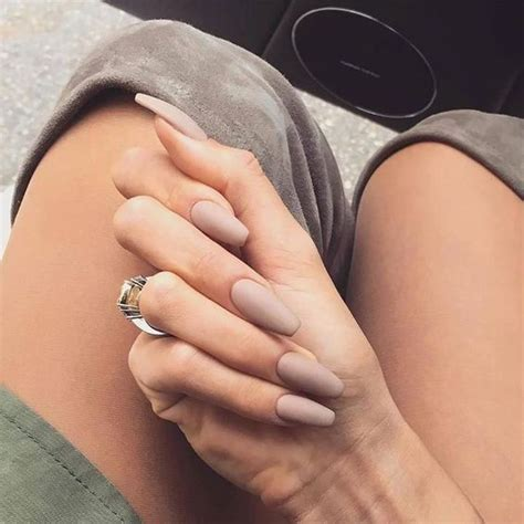 beige color nails 35 beige nails to try this season