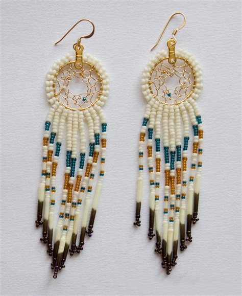 beaded earring designs 20 dazzling beaded earrings ideas sheideas
