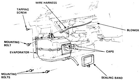 repair anti lock braking 2005 mitsubishi diamante spare parts catalogs service manual how to remove an evaporator from a 1984 audi 5000s 84 nissan 300z heater core