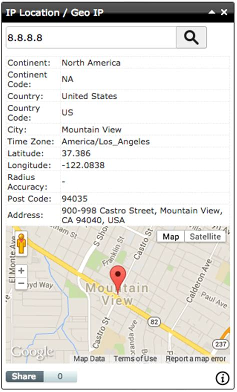 How To Search An Ip Address Location Ip Location Geo Ip Every Tool You Need