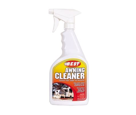best rv awning best 52032 rv awning cleaner