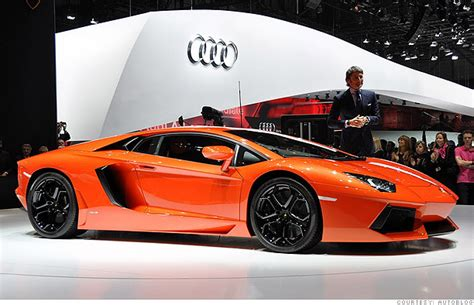 Geiles Auto by Cars From The Geneva Motor Show Lamborghini