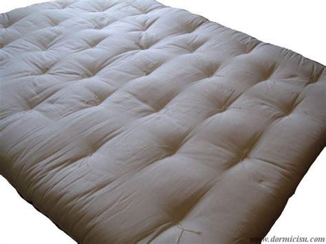 futon giapponese futon tipo giapponese 12 cm antiacaro dormicisu