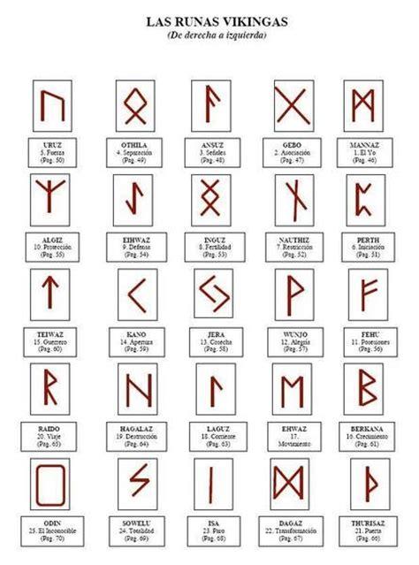 roberto langella faquin las runas celtas