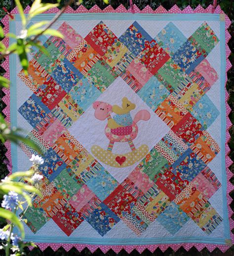 Kookaburra Cottage Quilts rock a bye kookaburra cottage quilts