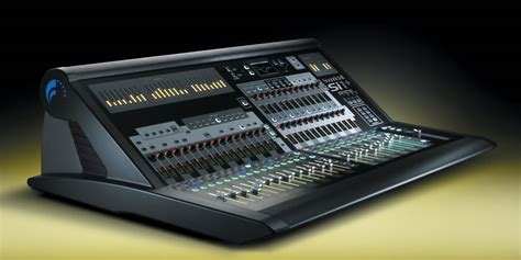 Mixer Yamaha Cina si1 soundcraft professional audio mixers