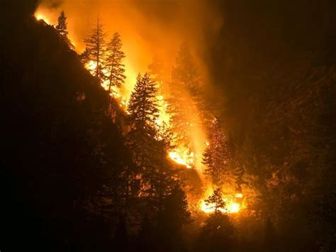 west s record wildfires raise questions about development