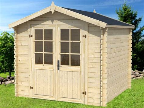 Diy Shed Kits by Diy Solid Wood Shed Kit