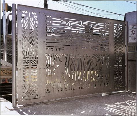Decorative Metal Fence Panels by Decorative Metal Fence Panels