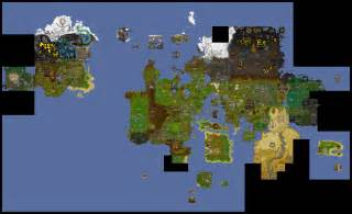 Rs World Map by World Map Old Runescape