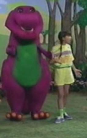 barney the backyard gang image barneybyg2 png barney wiki