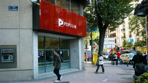 oficinas banco popular en sevilla el ladrillo lastr 243 al banco m 225 s rentable mundo