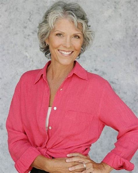 short hairstyles with perms for the elderly short curly hairstyles with side bangs for older women