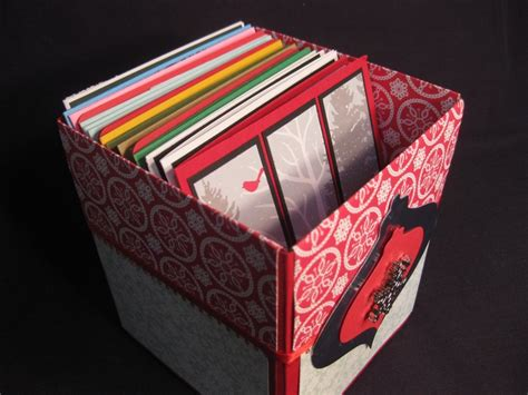 tissue box card holder pin by provost on cards i made