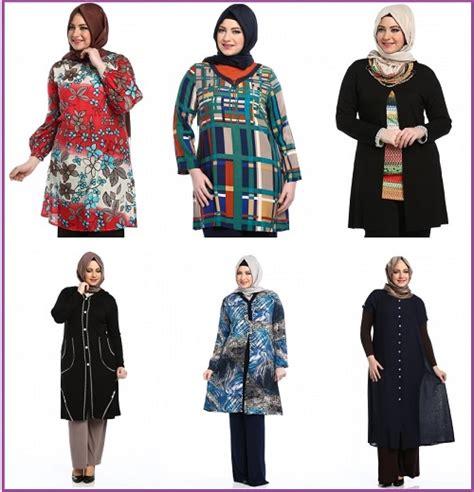 Baju Muslim Pesta Wanita Gemuk Model Baju Muslim Untuk Orang Gemuk 2016 Yang Ideal