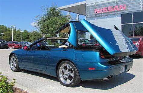 nissan convertible hardtop nissan 370z hardtop convertible